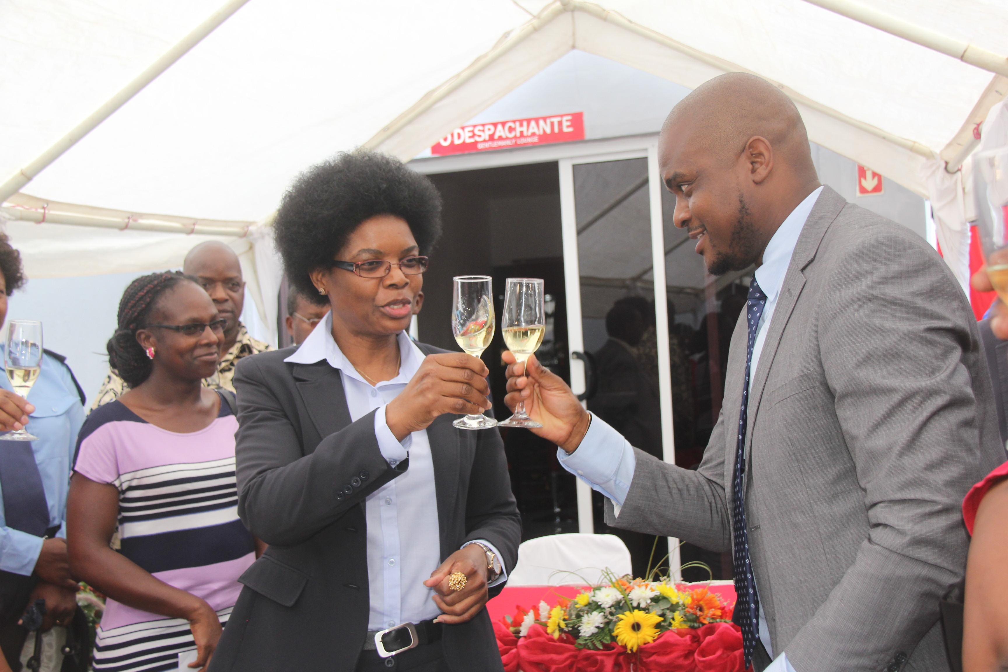 Câmara dos Despachantes Aduaneiros de Moçambique inaugura nova Sede